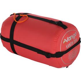 Vango Kanto Sleeping Bag Youth, hot coral